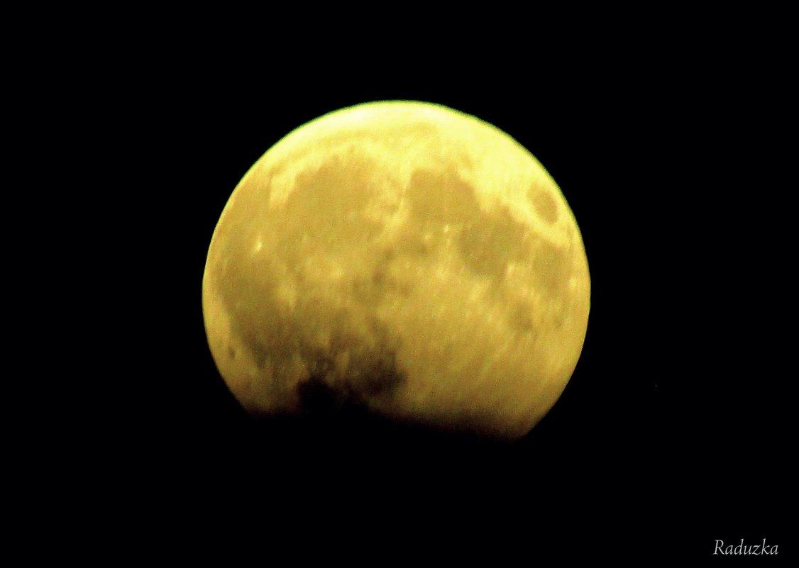 Лунное частное затмение - Raduzka (Надежда Веркина)