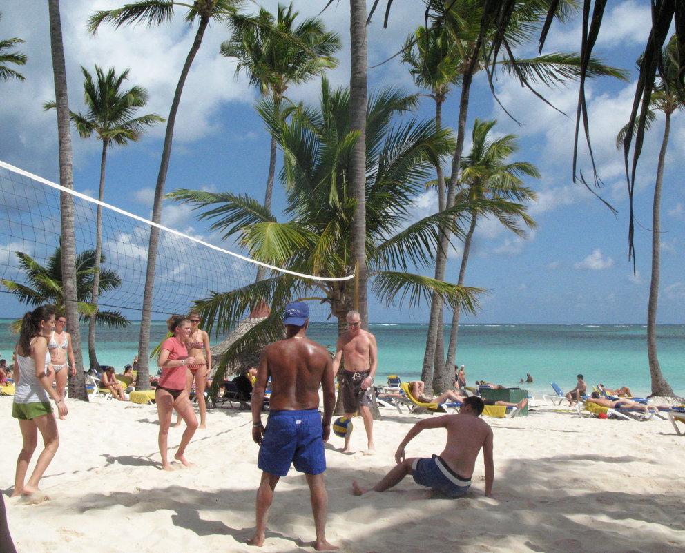 пляжный волейбол - ИРЭН@ .