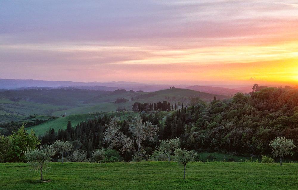 Холмы Тосканы - Алекс Римский