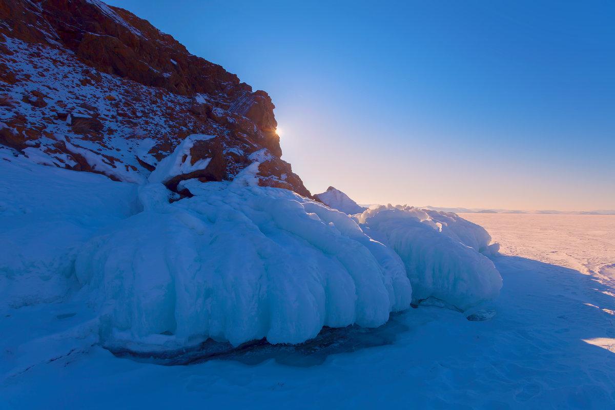 Зима на Малом Море - Анатолий Иргл