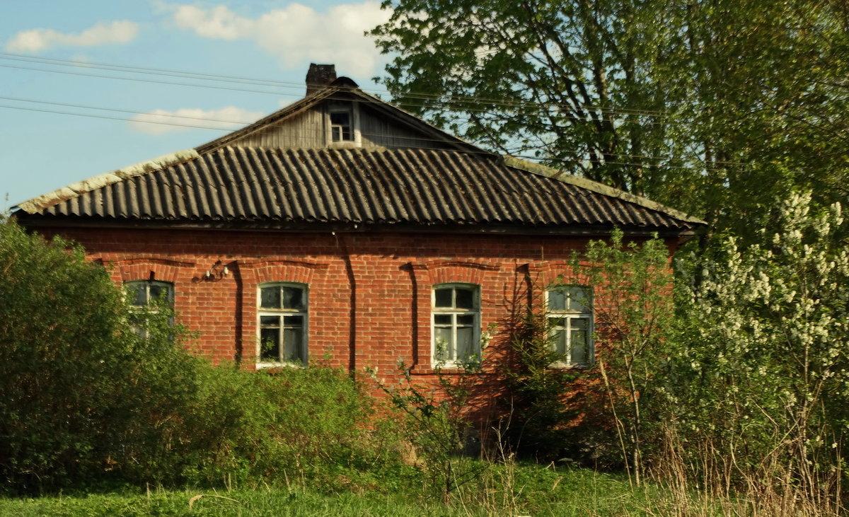 Строение 1885 года строения - Владимир Гилясев
