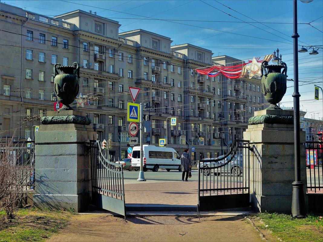 Ворота в город... - Sergey Gordoff