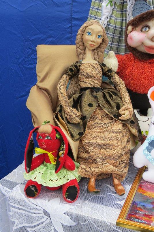 Куклы - Вера Щукина