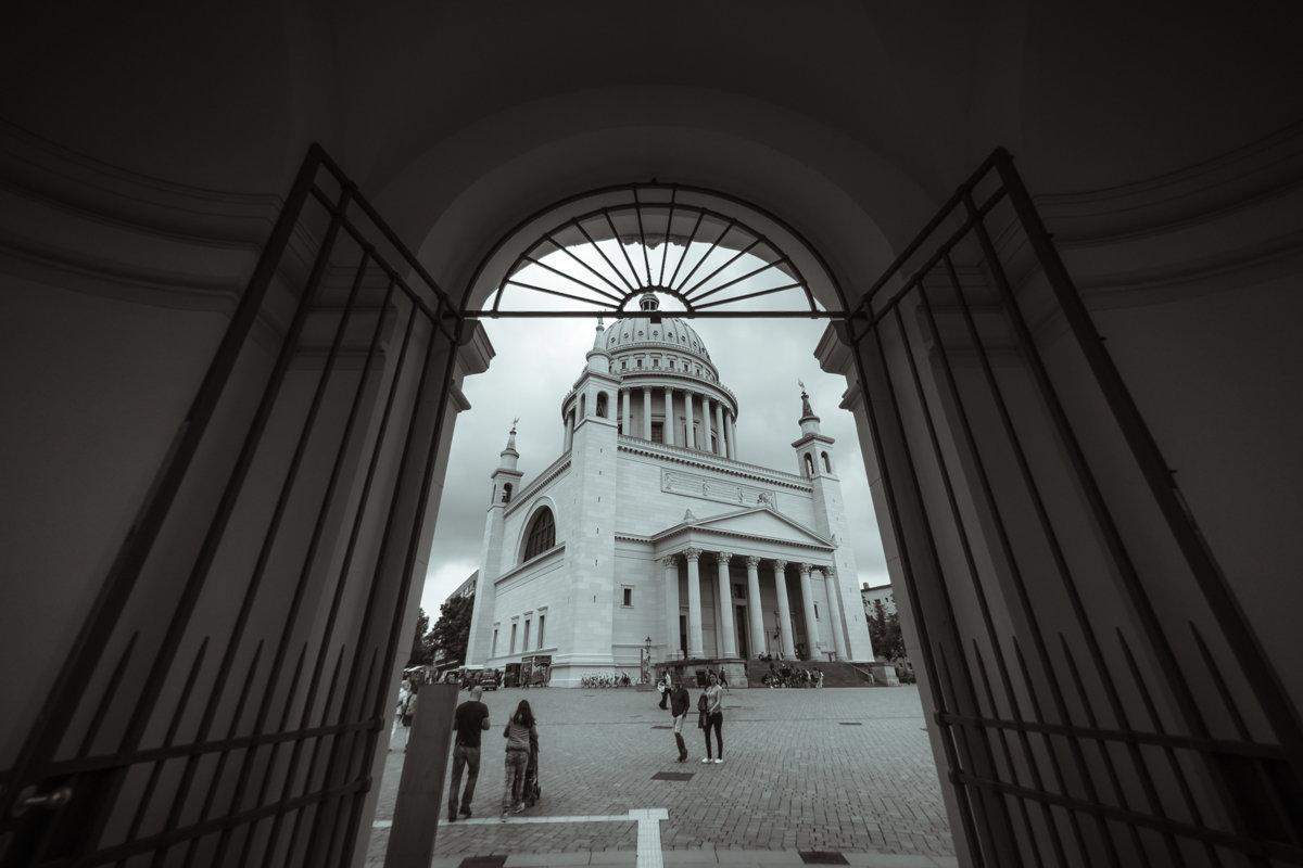 St. Nikolaikirche, Potsdam - алексей афанасьев