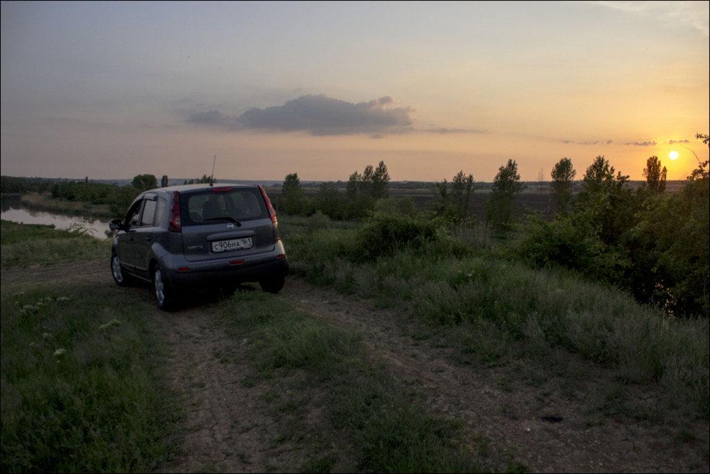 Майский вечер - Владимир Стаценко