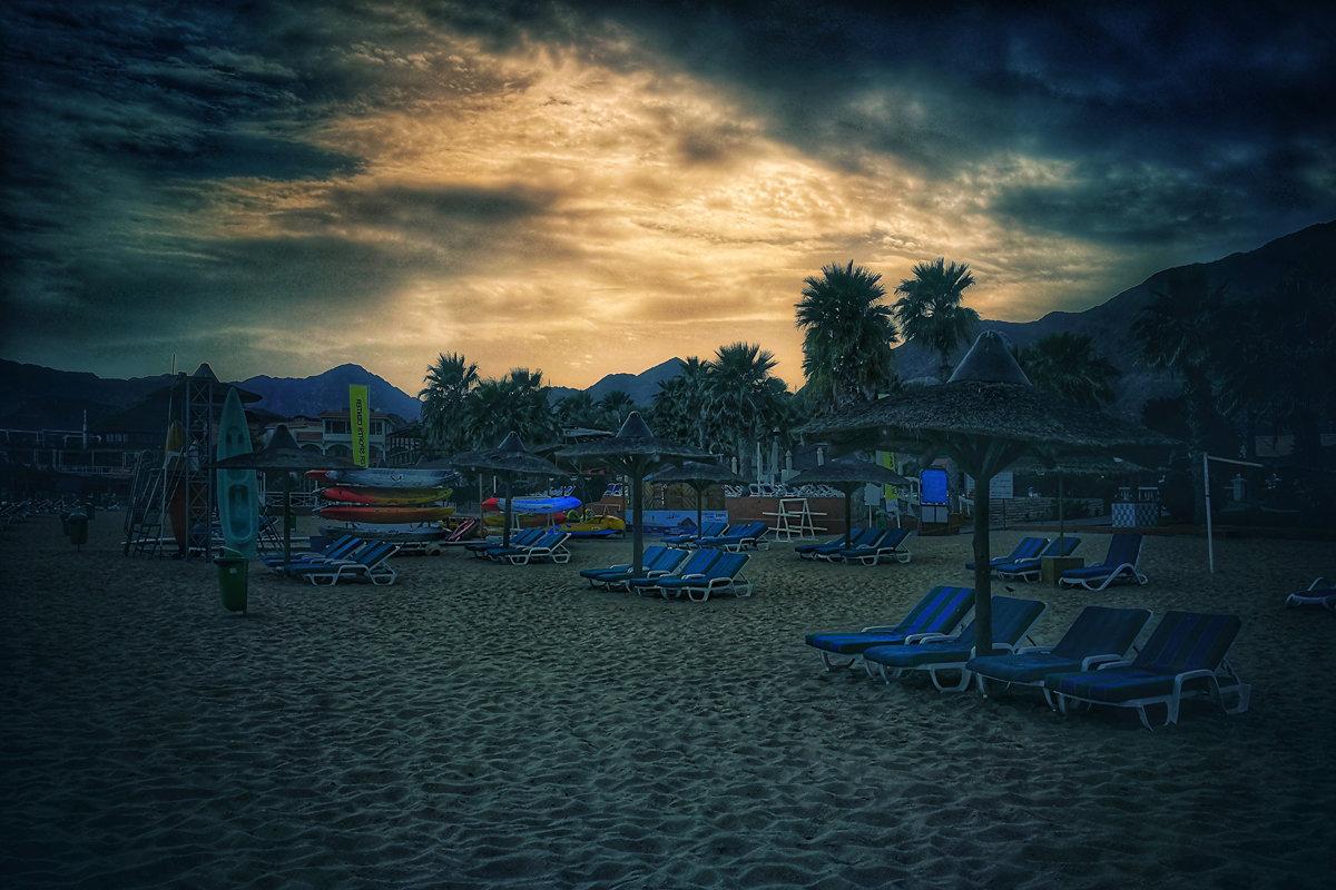 На берегу Индийского океана - Alex