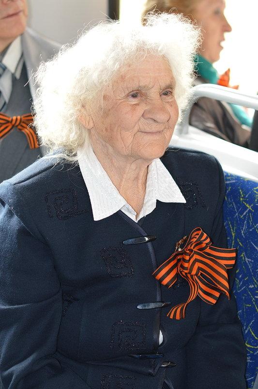 Бабушка-одуванчик - Людмила Маврина