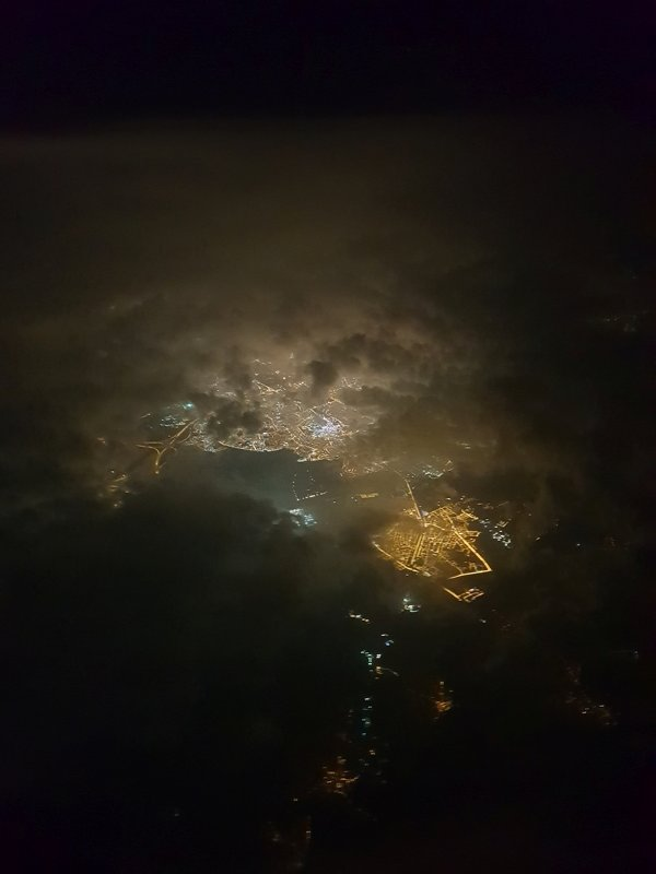 Окно в облаках. - Sergey Serebrykov