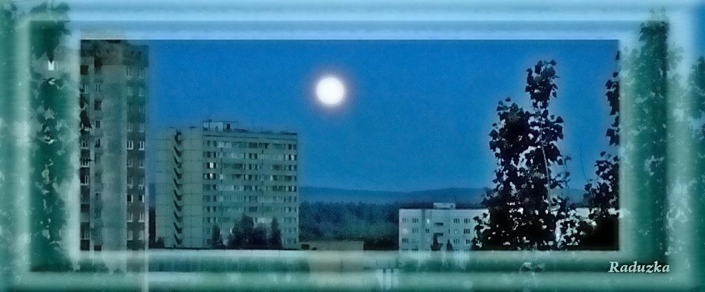 Луна, луна - Raduzka (Надежда Веркина)