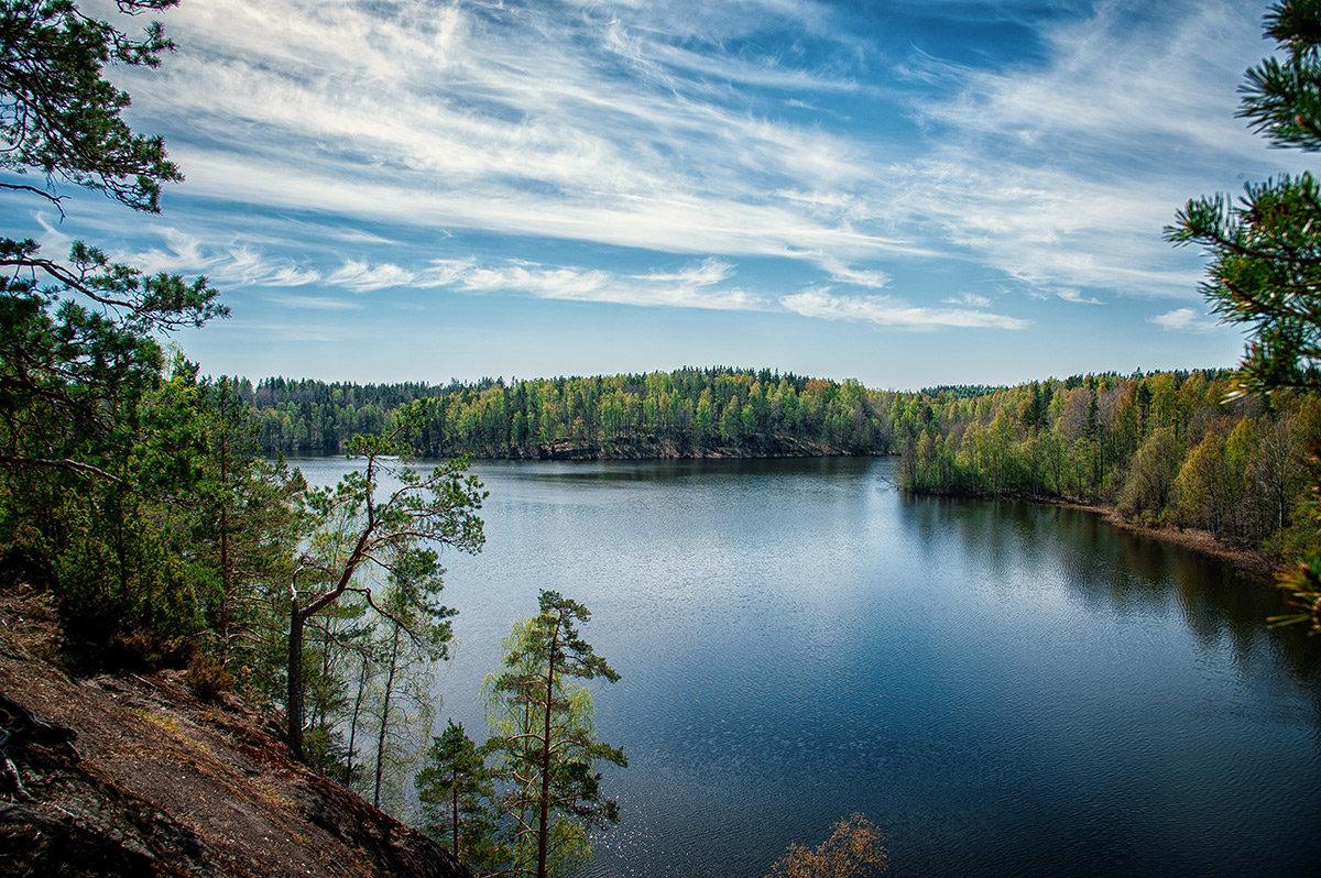 Озеро Ястребиное - Александр Святкин