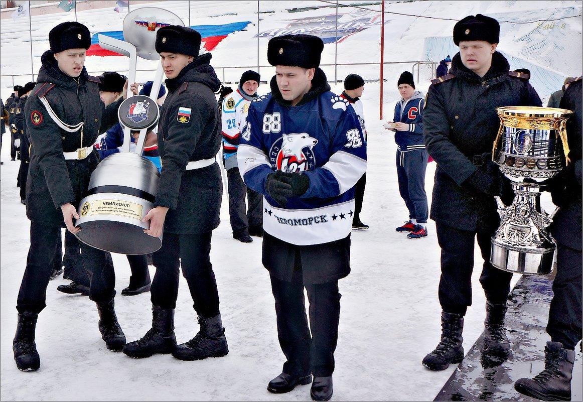 Кубки - Кай-8 (Ярослав) Забелин