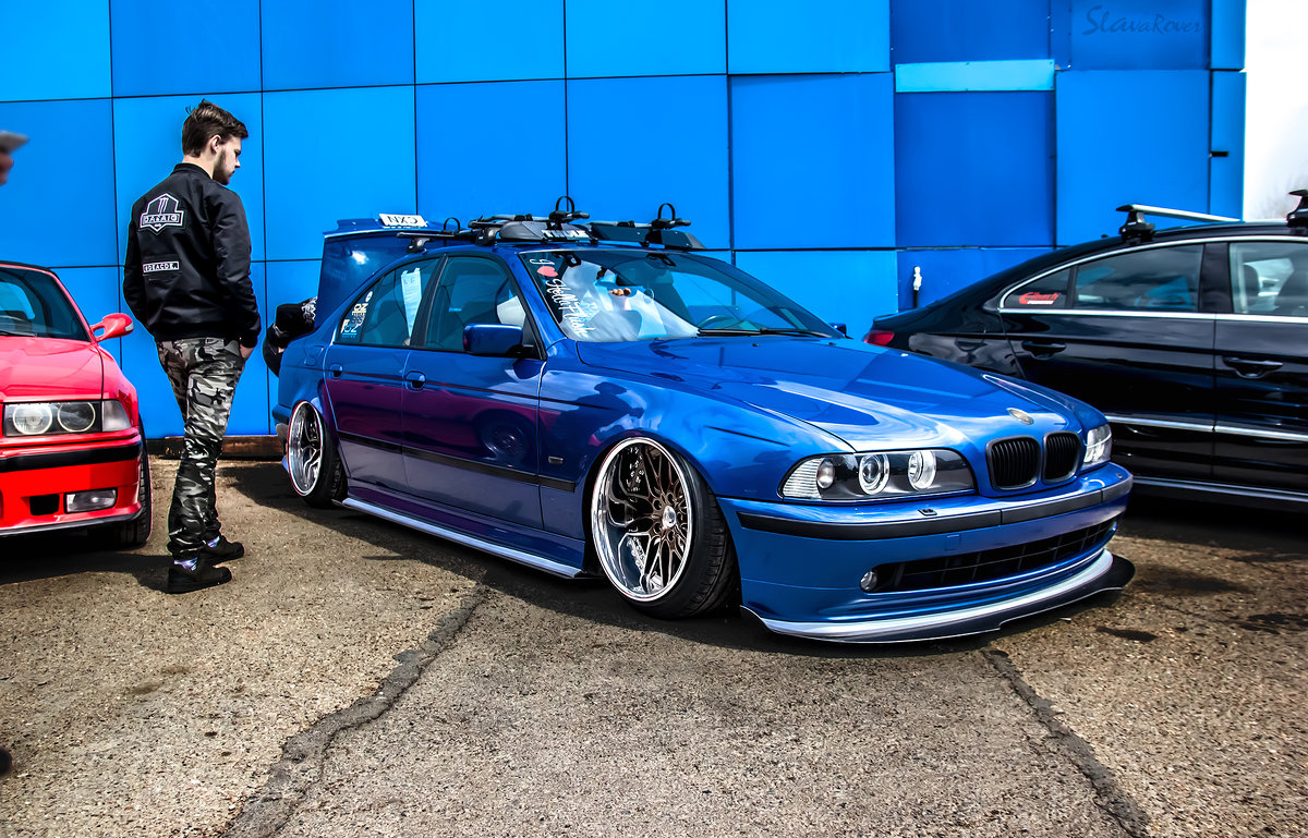 BMW - S-Rover
