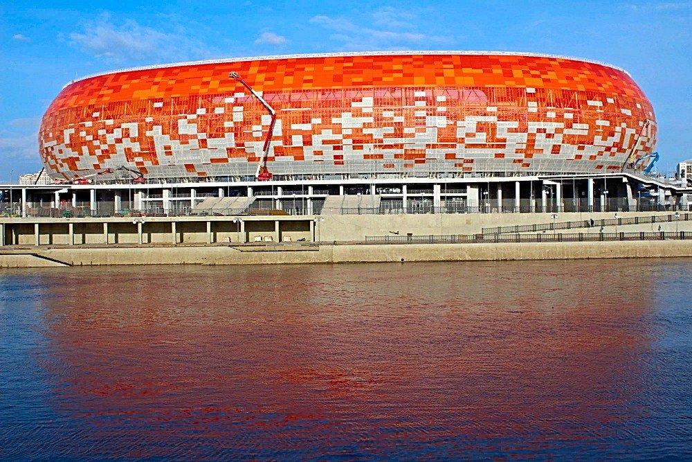 """Стадион """"Мордовия Арена"""" - Люба (Or.Lyuba) Орлова"""