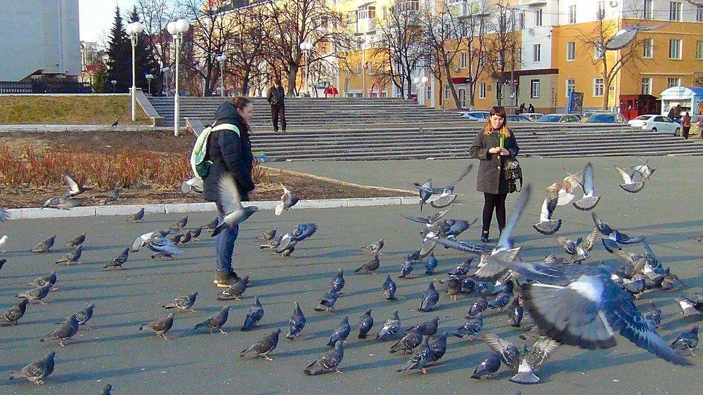 Любовь и голуби - Люба (Or.Lyuba) Орлова