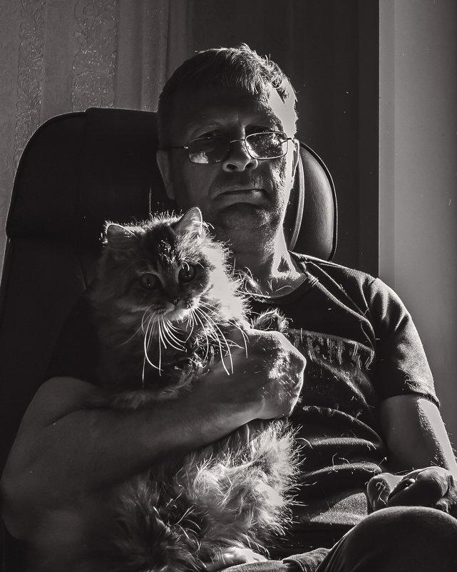 вредная кошка - Андрей Афонасьев