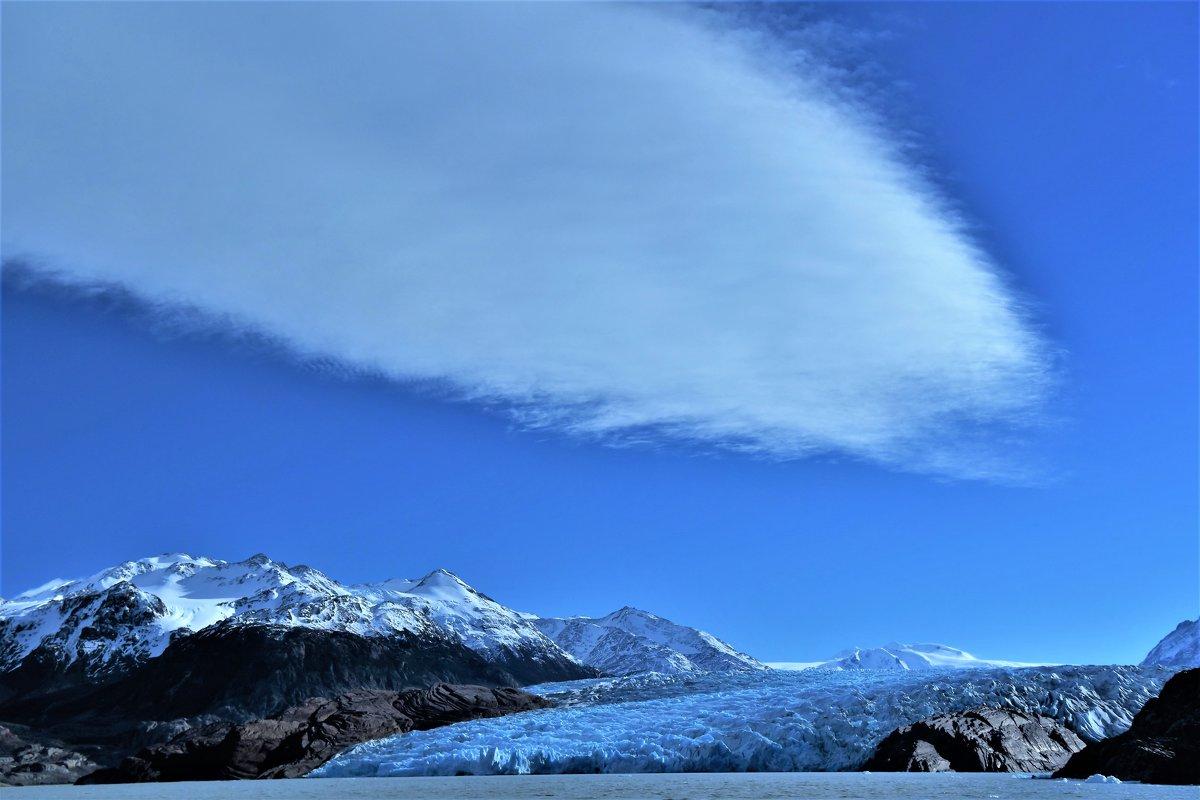 Путешествие к Чилийским ледникам. - Елена Савчук