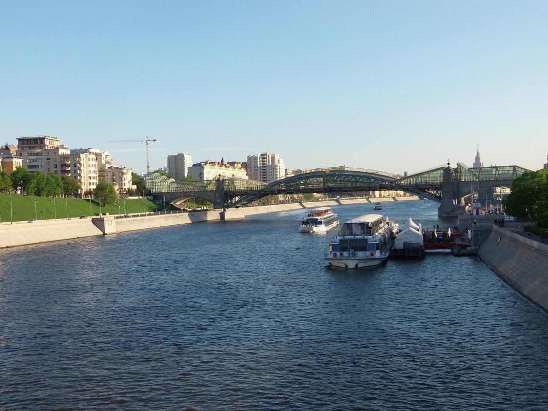 На Москве-реке... - Елена