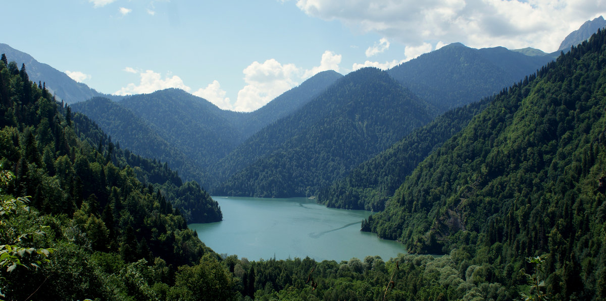Озеро Рица - Черси Доллар