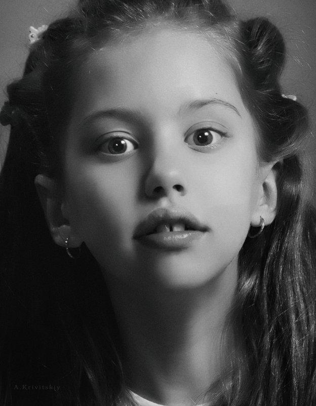 Портрет юной актрисы. Фототеатр. - krivitskiy Кривицкий