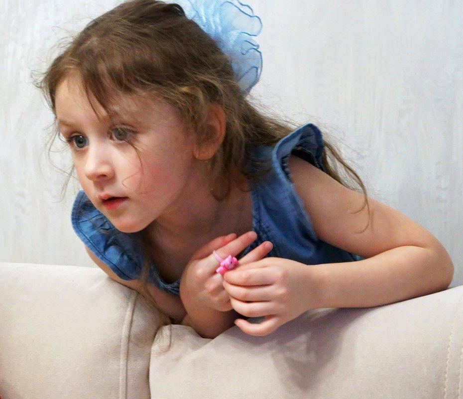 Маленькая принцесса - Елена Жукова