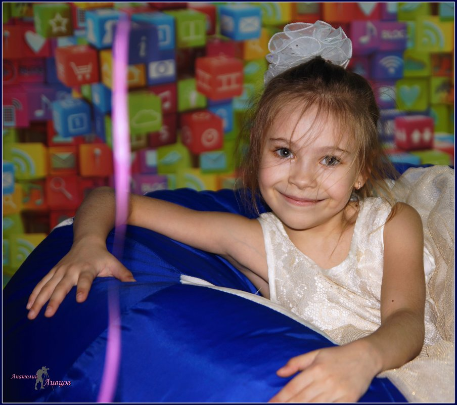 Принцесса на горошине. - Anatol Livtsov