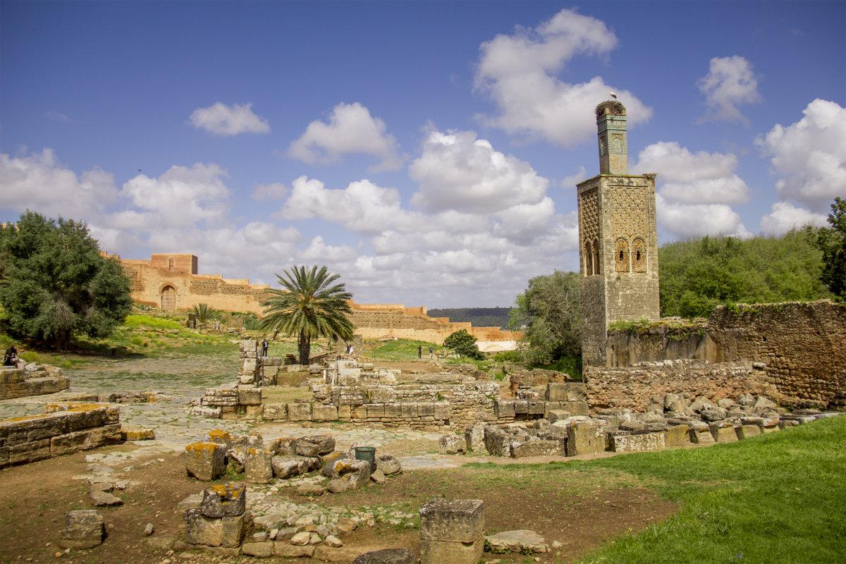 Крепость Шелла. Рабат, Марокко - Светлана marokkanka