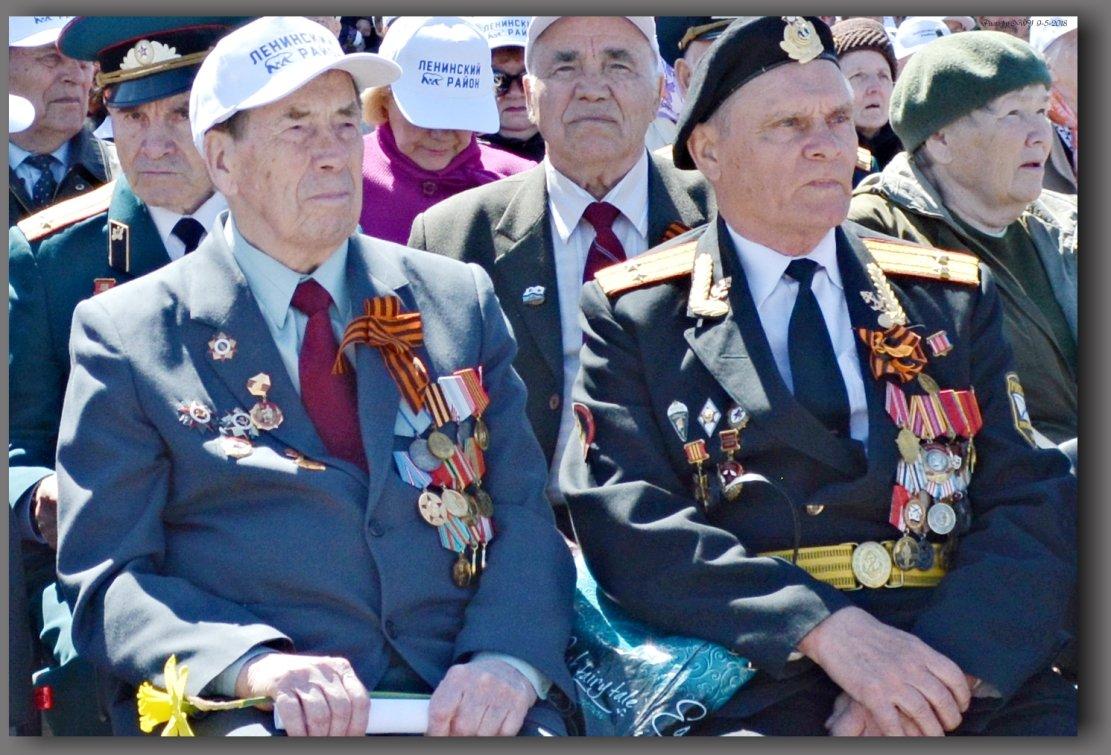 ПАРАД В ЧЕСТЬ ДНЯ ПОБЕДЫ 1941-45 ГОДОВ В ЧЕБОКСАРАХ - Юрий Ефимов
