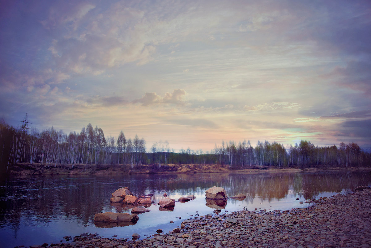 Природа Амурской области - Юлия Рамелис