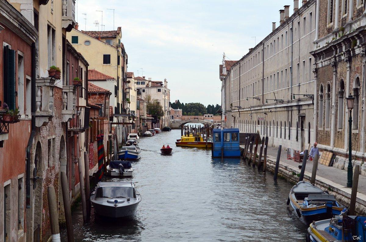 Каналы Венеции - Татьяна Ларионова