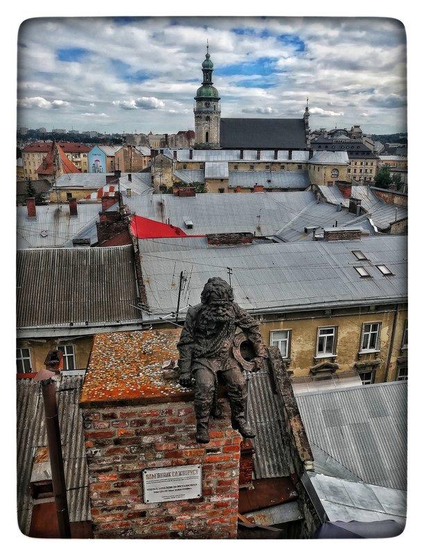 САЖОТРУС - Sergey Bagach