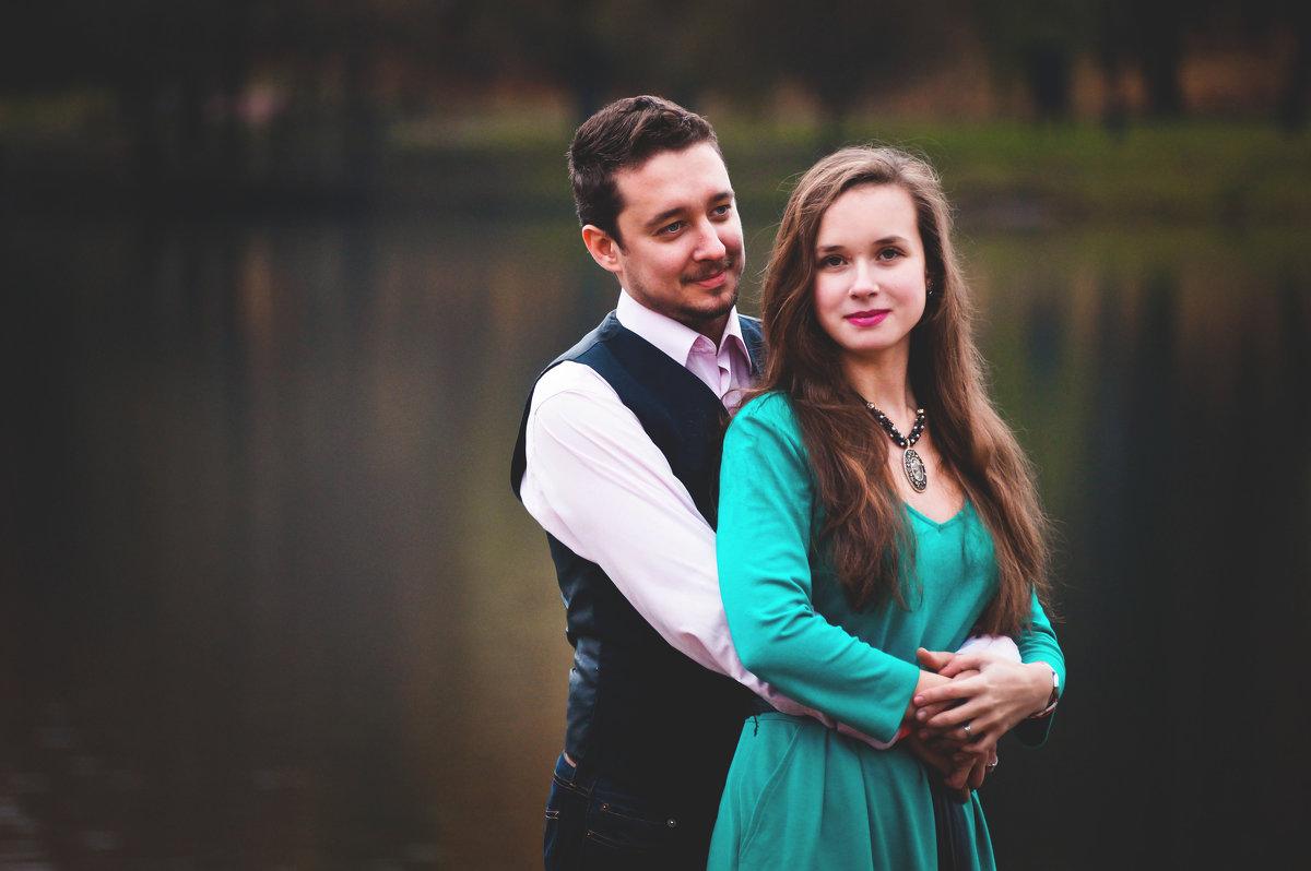 Алена и Андрей - Надежда Журавкова
