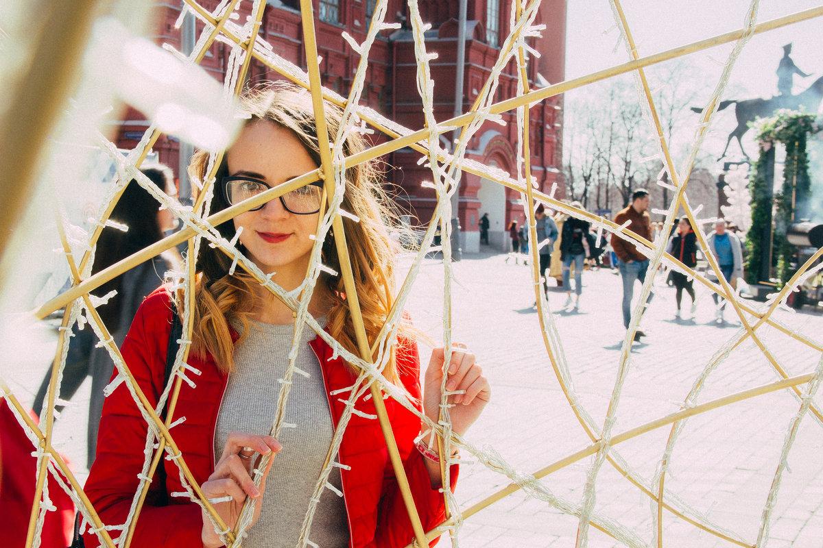 На Красной площади - Анастасия Плужник