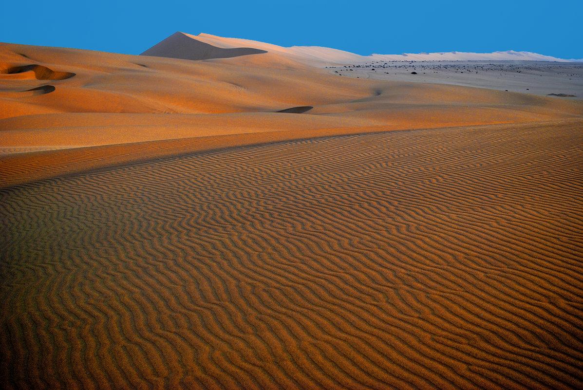 Пустыня Намиб.   Намибиа. - Jakob Gardok