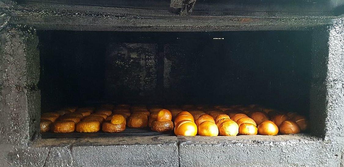 Сыроприготовление в Головинке . - Мила Бовкун
