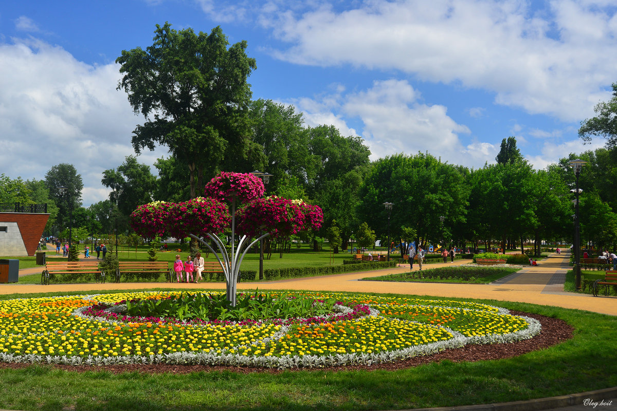 Весенний парк - Тамара Бедай