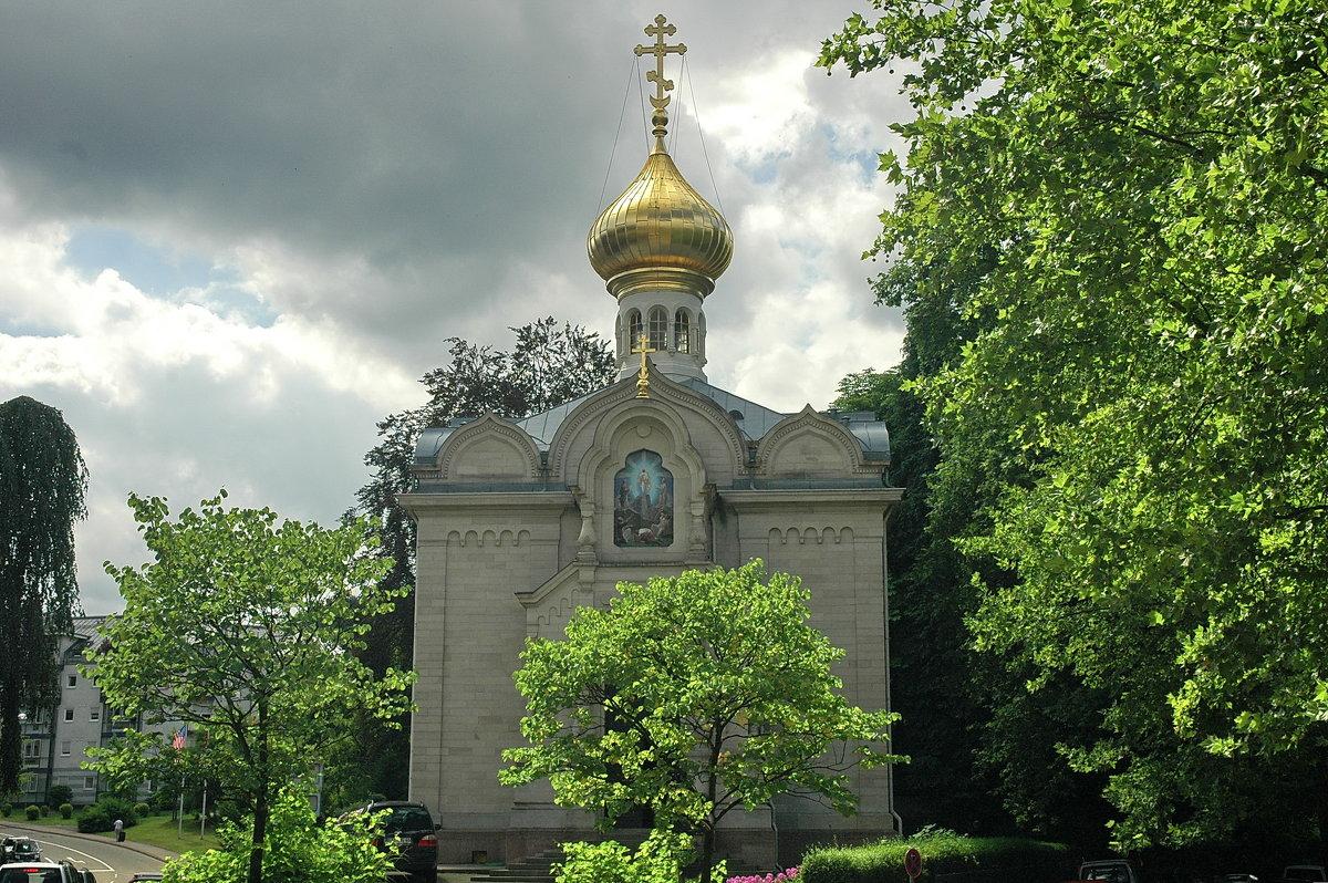 Русская православная церковь - Николай Танаев