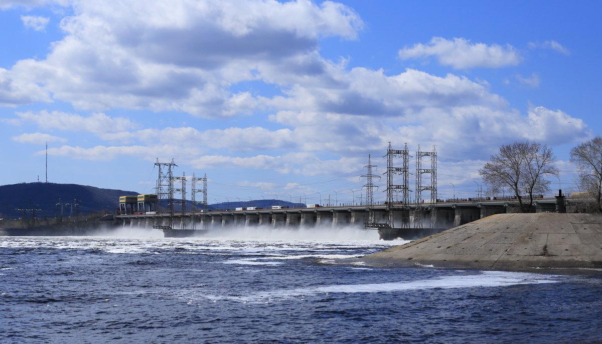 Жигулёвская ГЭС - Andrey