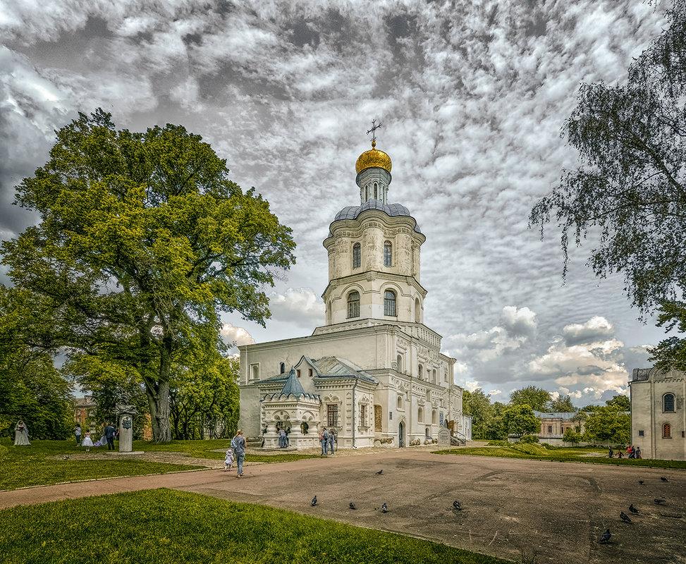 Черниговский коллегиум - Александр Бойко