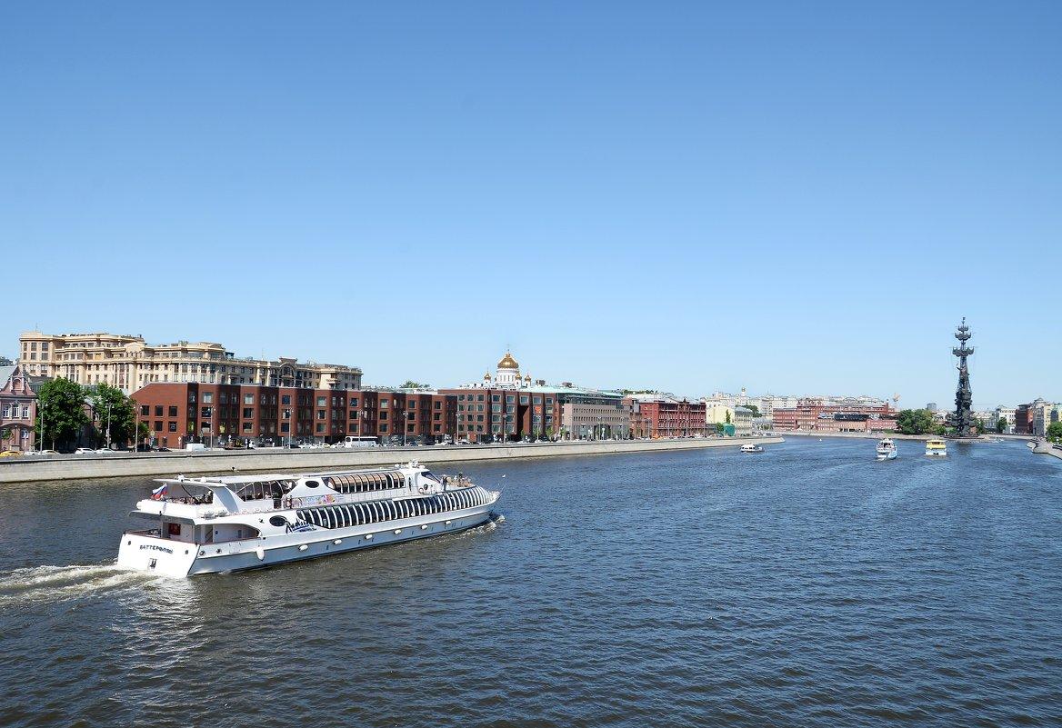 Москва-река - Наталья Булыгина (NMK)