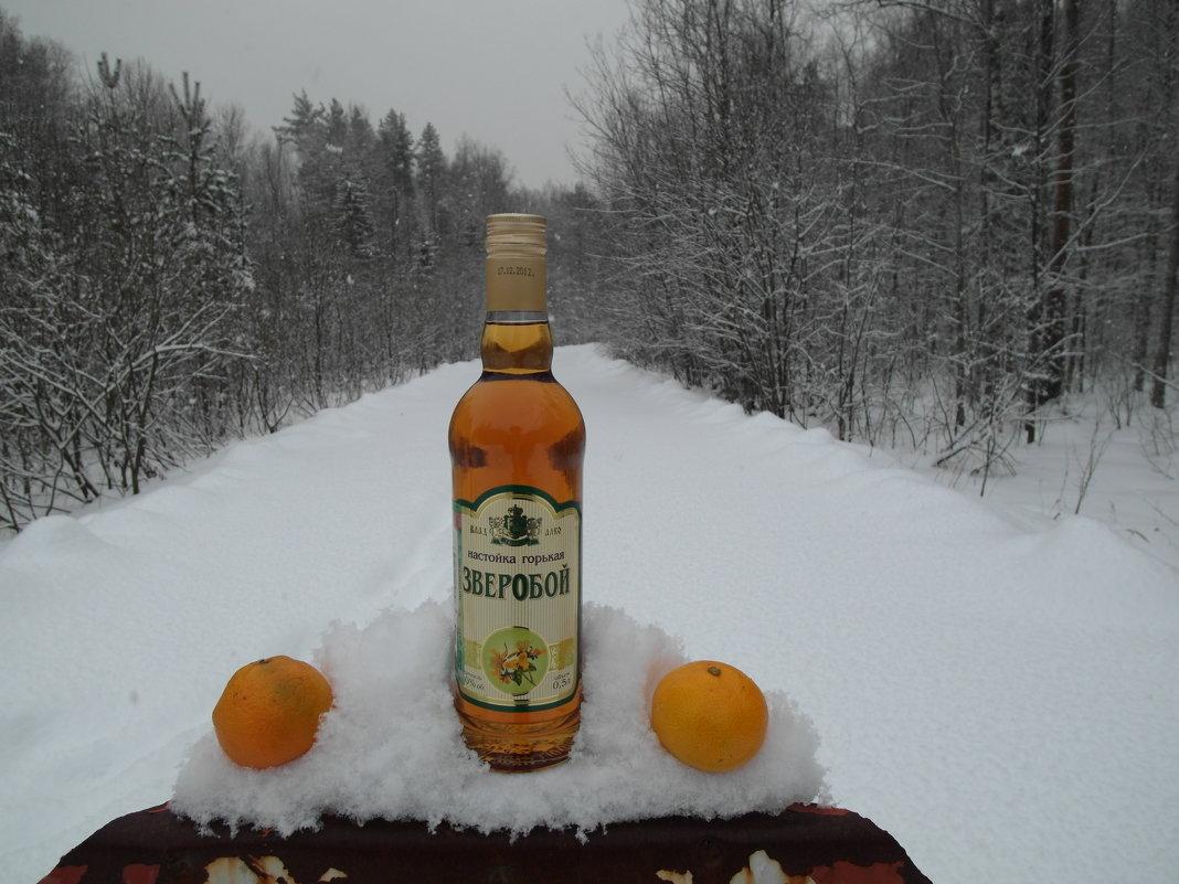 зимнее питье - Владимир