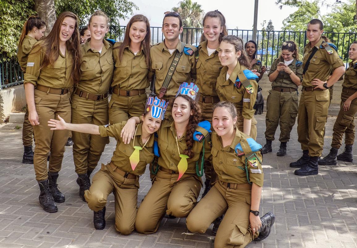 Из жизни Израильской военщины - Александр Липовецкий
