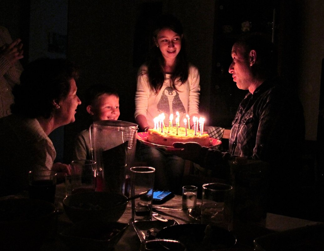 Торт на день рождения - Аркадий Басович