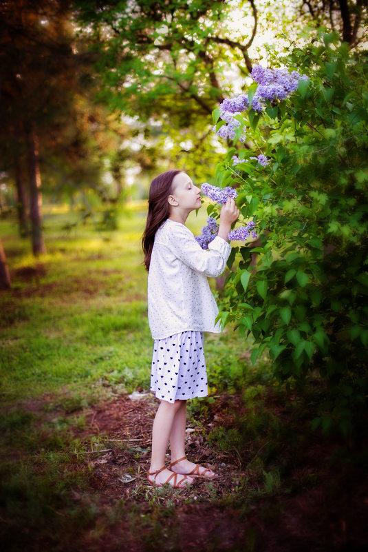 дыхание весны - Ирина Штрейс