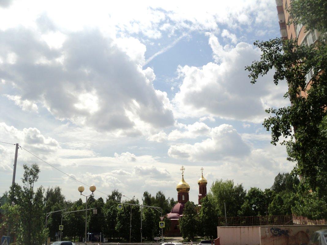 Дзержинский в мае 2018 года - Ольга Кривых