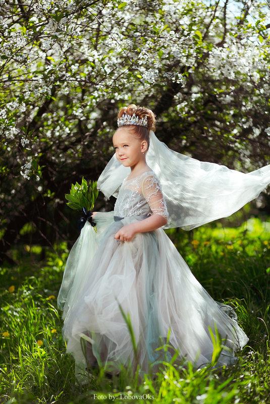 маленькая свадьба - Оксана ЛОбова