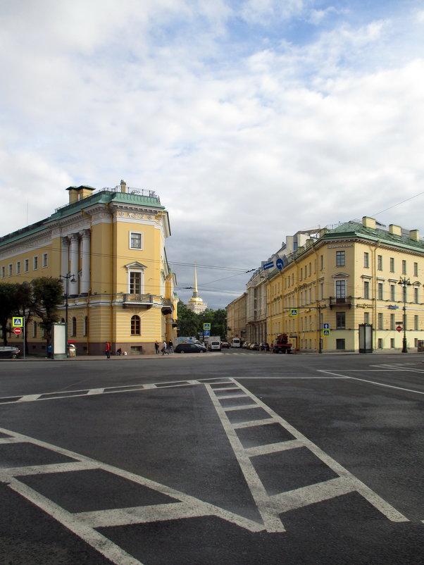 Утро города - AleksSPb