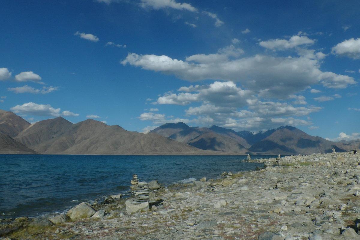 Озеро Пангонг Цо - Evgeni Pa