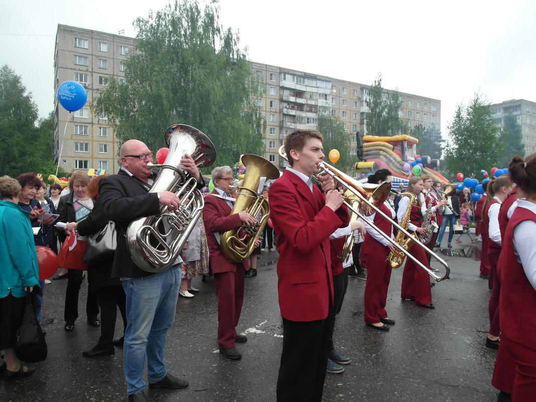 трубач - Владимир