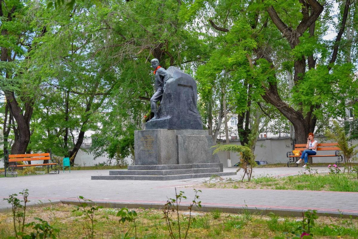 Феодосия-парк - Анатолий Збрицкий