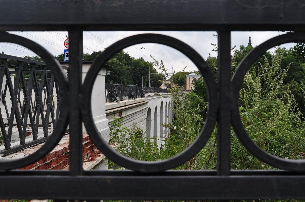 Каменный мост - Лариса Вишневская